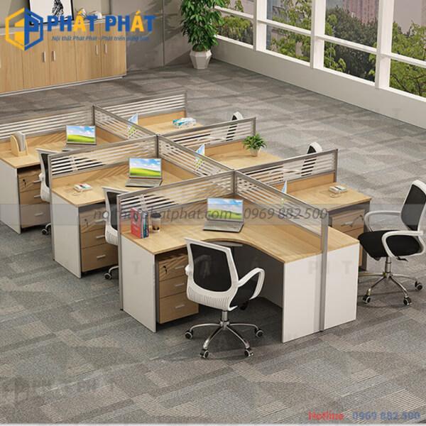 Vì sao nên chọn bàn văn phòng giá rẻ Hà Nội cho không gian làm việc
