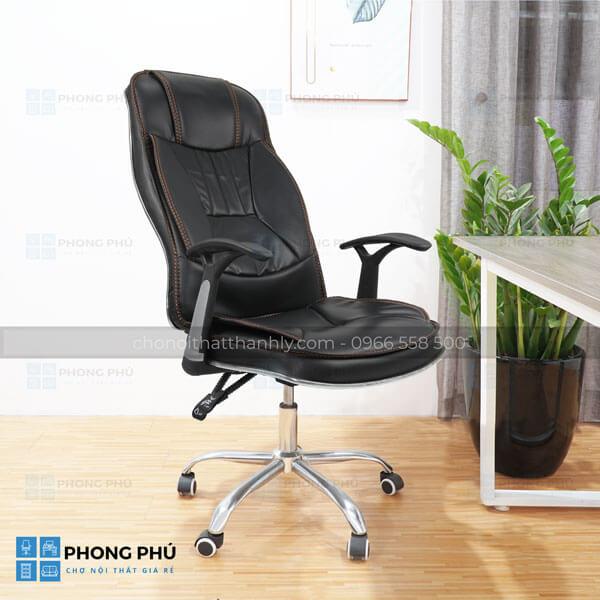 Ngắm nhìn những mẫu ghế xoay trưởng phòng đẹp và hiện đại