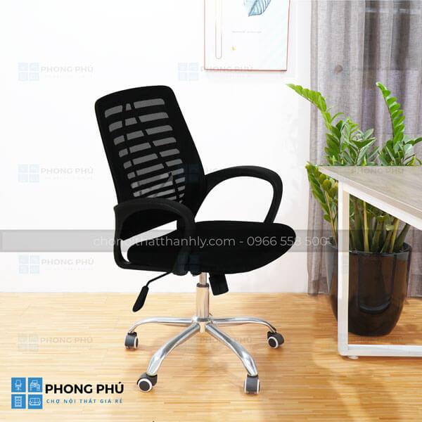 Thoải mái lựa chọn những mẫu ghế văn phòng giá rẻ