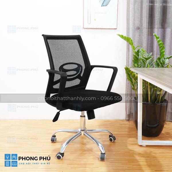 Địa chỉ bán ghế lưới nhân viên giá rẻ với chất lượng cao
