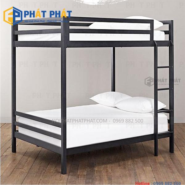 Lý do khiến giường tầng sắt dành được nhiều sự yêu thích - 2