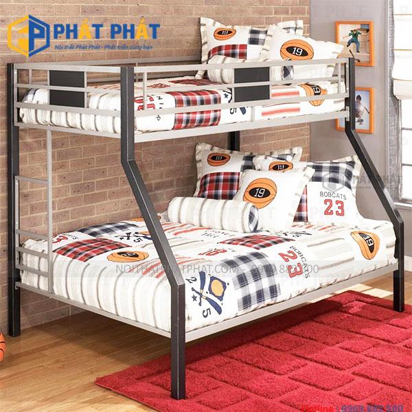 Lý do khiến giường tầng sắt dành được nhiều sự yêu thích - 1