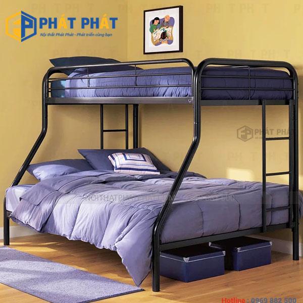 Lý do khiến giường tầng sắt dành được nhiều sự yêu thích
