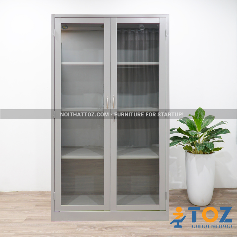 Những mẫu tủ tài liệu sắt với thiết kế bền đẹp và hiện đại nhất - 1